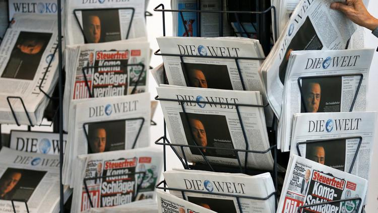 ألمانيا تدرس تقارير بشأن حملات تضليل إخبارية يزعم أنها روسية