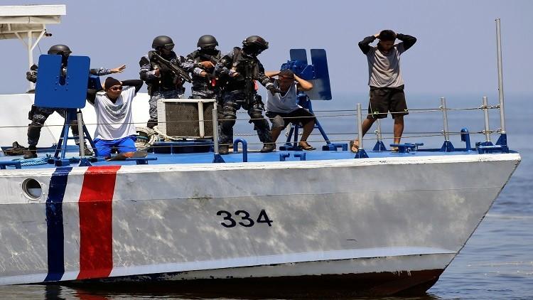 مقتل 8 صيادين بهجوم لقراصنة جنوب الفلبين