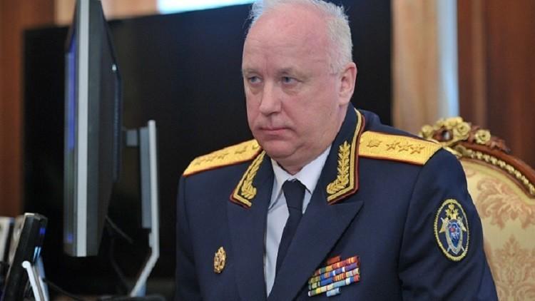 واشنطن تضم رئيس لجنة التحقيق الروسية الى