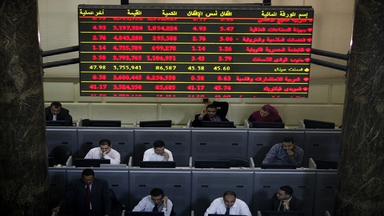 مؤشر البورصة المصرية يقفز إلى مستوى تاريخي