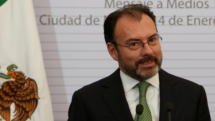 المكسيك ترفض دفع تكلفة جدار ترامب الحدودي