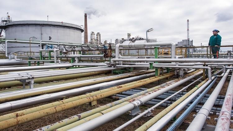 رفع  سعر عبور النفط الروسي أراضي  بيلاروس 3%