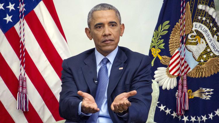 أوباما: الاستيطان الإسرائيلي يجعل إقامة دولة فلسطينية أمرا شبه مستحيل