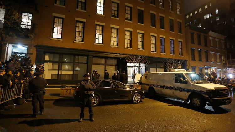 قنصل الإمارات في نيويورك يواجه لصا حاول سرقة بيته