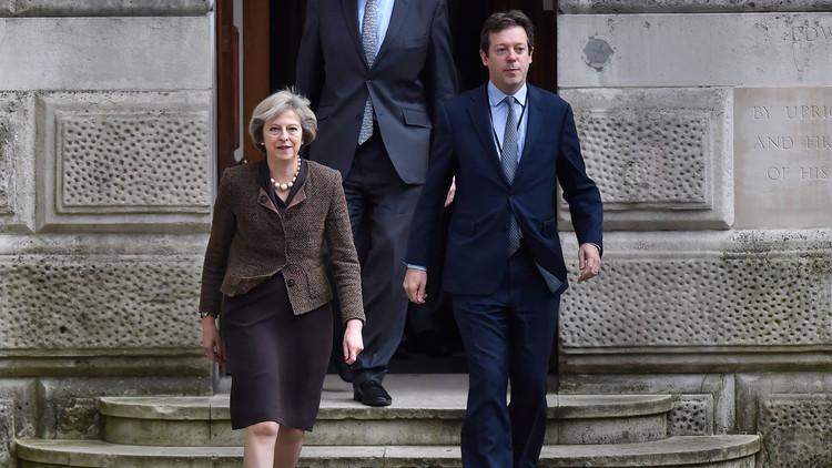 بريطانيا مستعدة للعمل مع روسيا