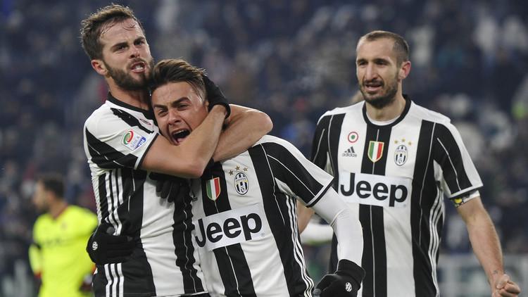 يوفنتوس يسير بثبات للحفاظ على لقب كأس إيطاليا
