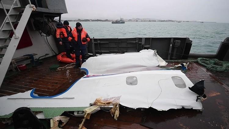 صحيفة: التحقيق يستبعد فرضية العمل الإرهابي في تحطم طائرة