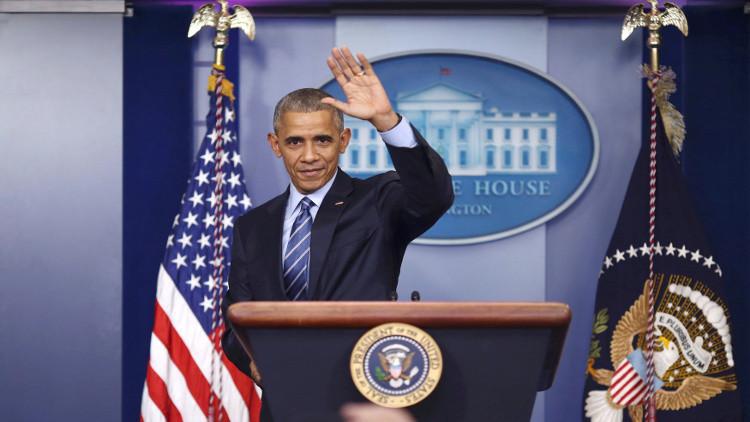 تغريدة الوداع لأوباما كانت الأشهر خلال رئاسته