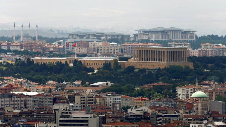 أنقرة تنتقد بشدة دعم واشنطن للقوات الكردية بسوريا