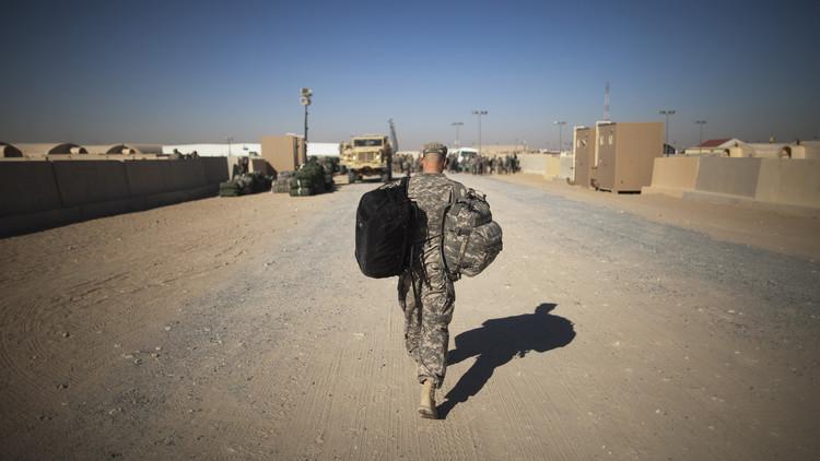انتحار عسكري أمريكي في الكويت
