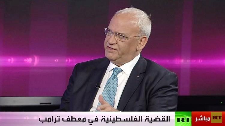 عباس يطلب من بوتين التدخل