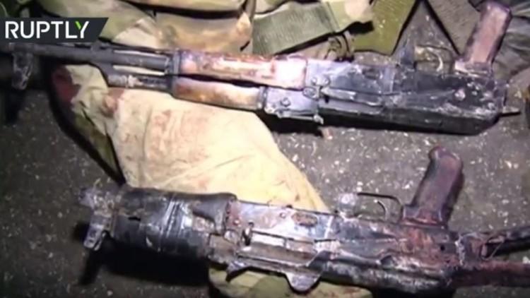 تفكيك شبكة إرهابية موالية لداعش في الشيشان