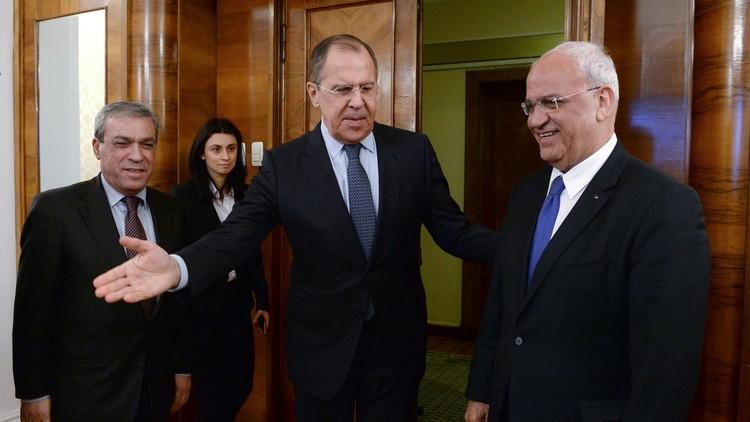 موسكو تكثف جهودها على المسار الفلسطيني