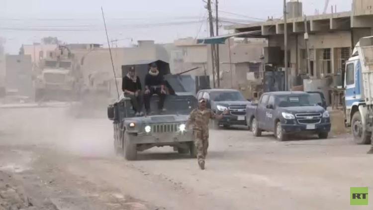 تحرير جامعة الموصل ومقتل 30 مدنيا بقصف جوي