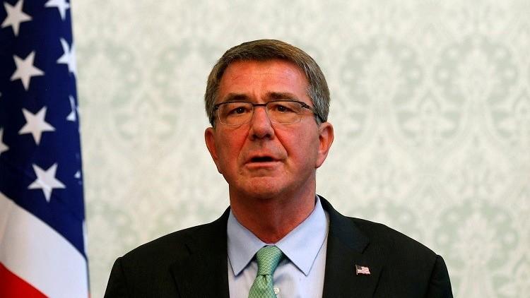 وزير الدفاع الأمريكي، أشتون كارتر