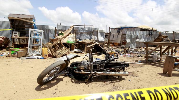 مقتل 16 شخصا بسلسلة تفجيرات في نيجيريا