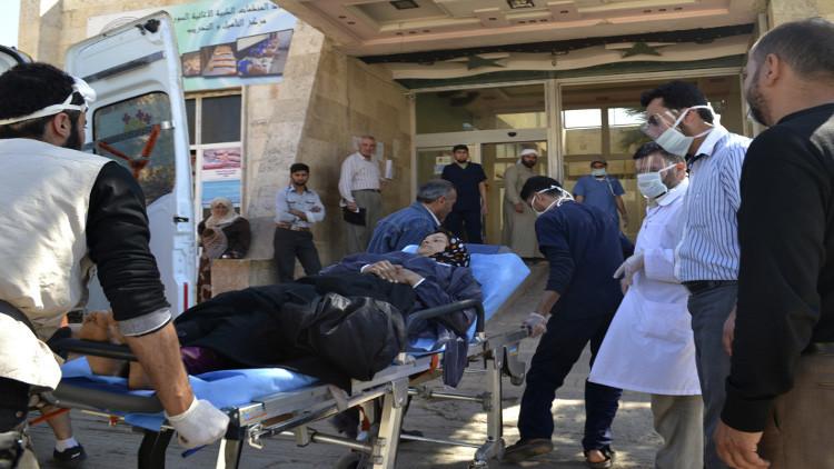 رويترز تكشف عن قائمة شخصيات يشتبه في تورطها باستخدام الكيميائي بسوريا