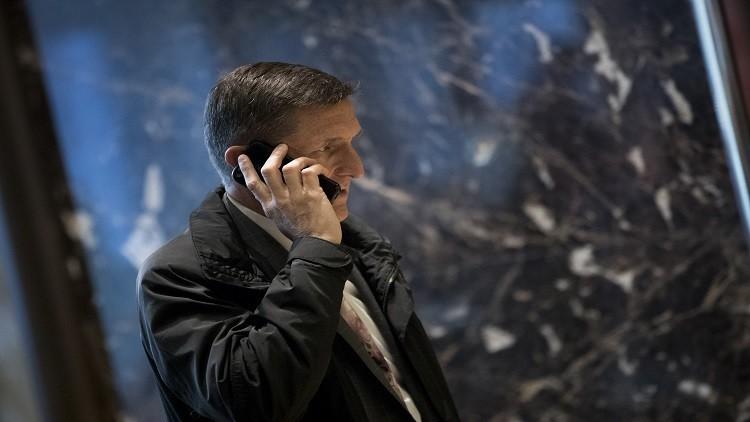 مستشار ترامب هاتف سفير روسيا مرارا يوم فرض العقوبات
