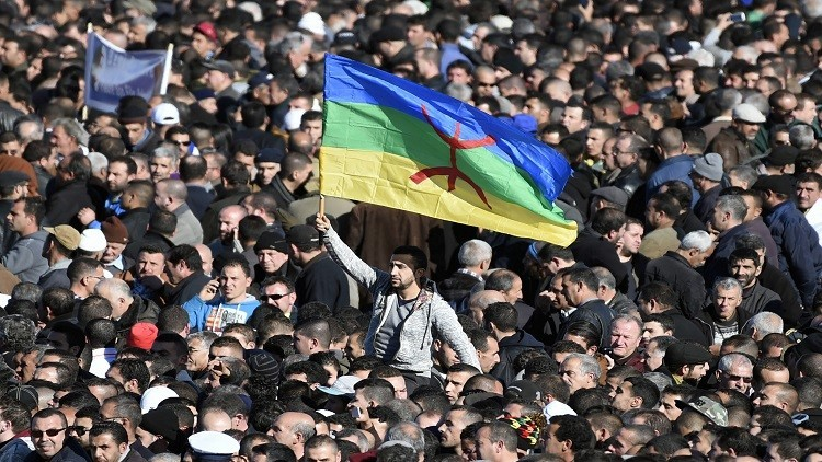 أمازيغ الجزائر يخلِّدون