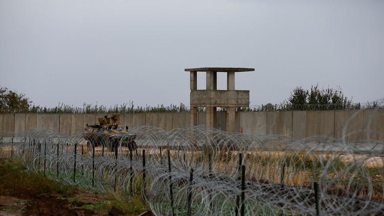 تركيا: استكملنا بناء جدار على الحدود مع العراق وسوريا