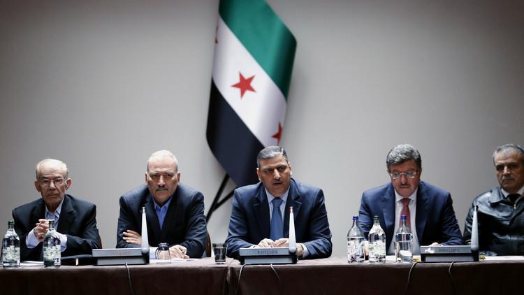 الهيئة العليا للمفاوضات: ندعم الوفد العسكري المفاوض في لقاء أستانا