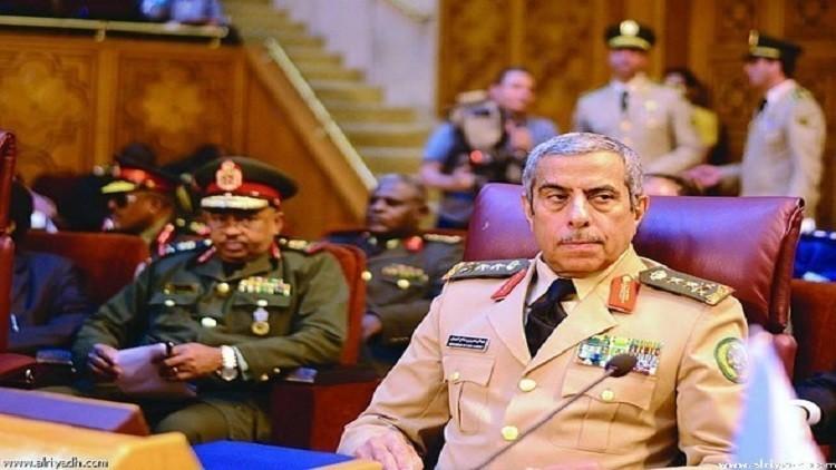 رؤساء أركان 14 دولة يجتمعون في السعودية
