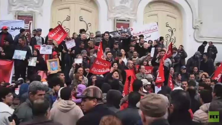 الذكرى السادسة للثورة التونسية