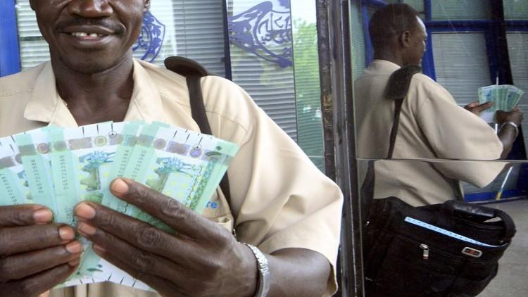 الجنيه السوداني ينتعش بفضل الولايات المتحدة