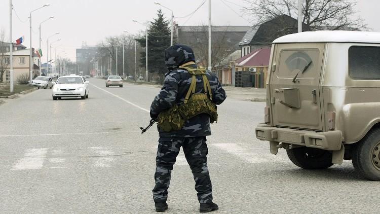القبض على أخطر إرهابي في الشيشان