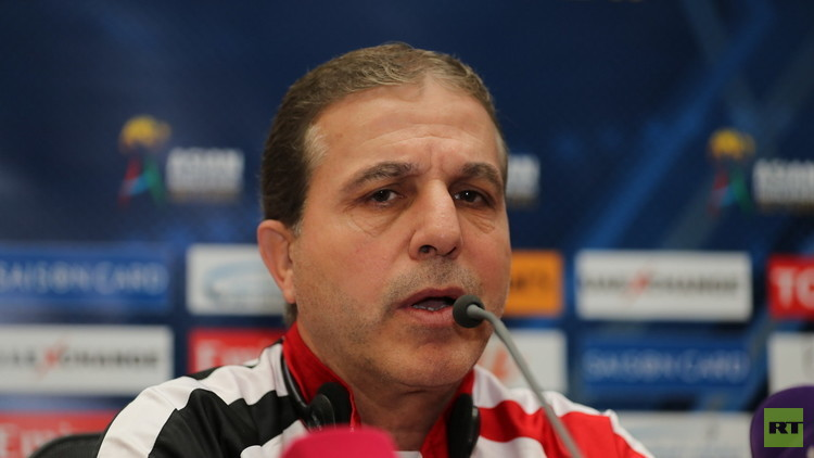 مدرب المنتخب السوري: نلعب على أرض ماليزيا لأن كل العرب الذين طلبنا منهم استضافتنا رفضوا !