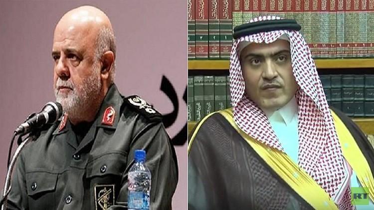 سفير إيران الجديد لدى العراق في مرمى سهام السبهان!