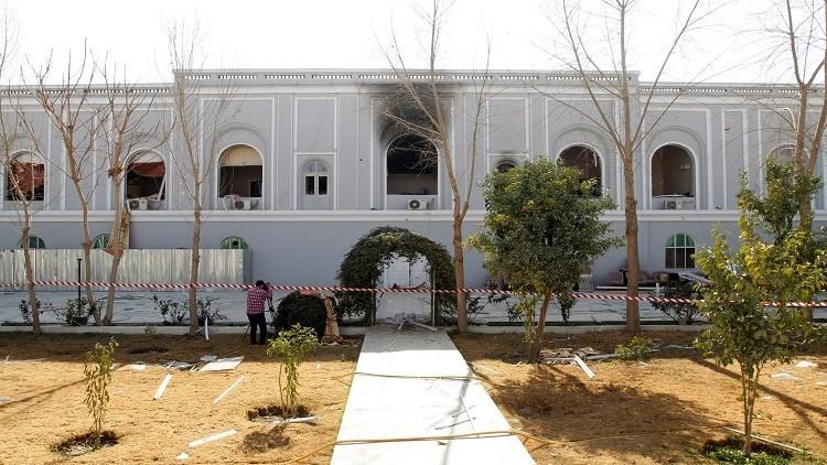 وفاة ابن عم الرئيس الأفغاني السابق متأثرا بجروح جراء الانفجار في ولاية قندهار