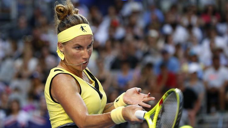 كوزنيتسوفا تتأهل للدور الثاني في أستراليا المفتوحة