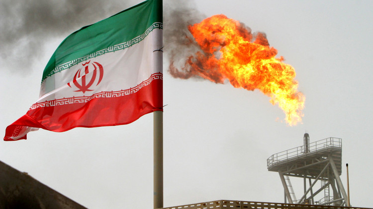 إيرادات إيران من مبيعات النفط والسوائل الغازية