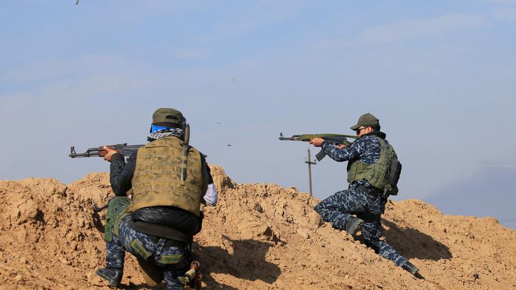 الجيش العراقي يستعيد مرقد النبي يونس