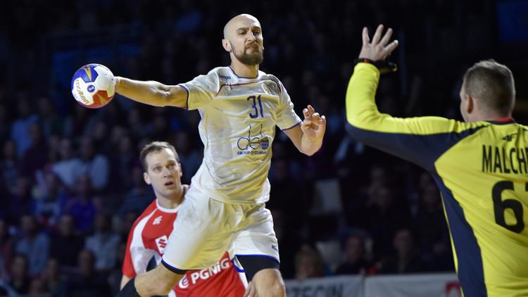 روسيا تهزم بولندا في بطولة العالم لكرة اليد