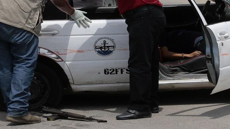 العثور على 6 جثث مقطوعة الرأس في المكسيك