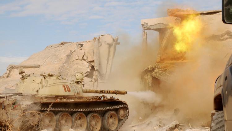 """معركة سرت.. 2500 جثة لعناصر""""داعش"""" ومئات أخرى تحت الأنقاض"""