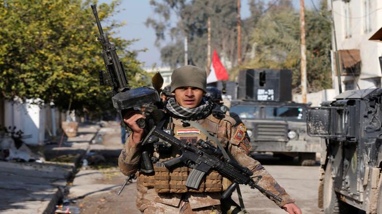 تحرير حي نينوى الشرقية ومنطقة بابا شمس في الموصل
