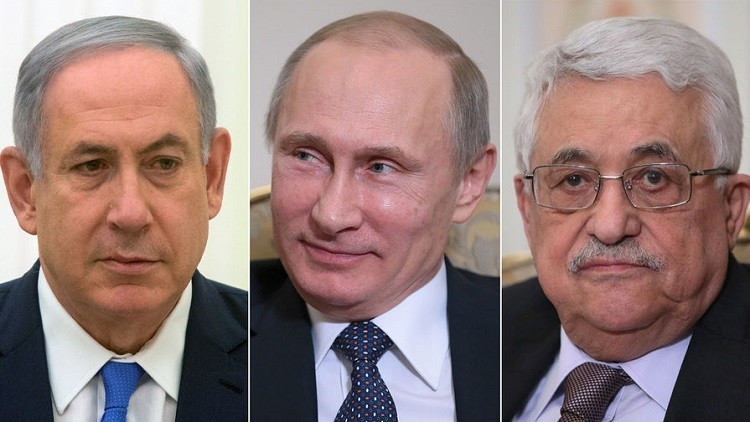 موسكو تصلح بين الفلسطينيين
