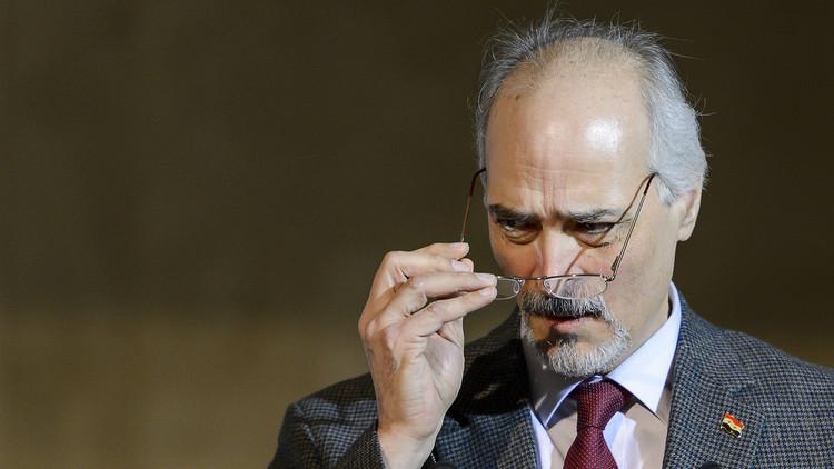 الجعفري رئيسا لوفد دمشق إلى مفاوضات أستانا