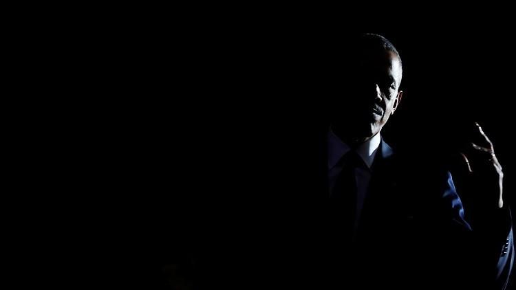 أوباما ينقل حاجياته (صورة)