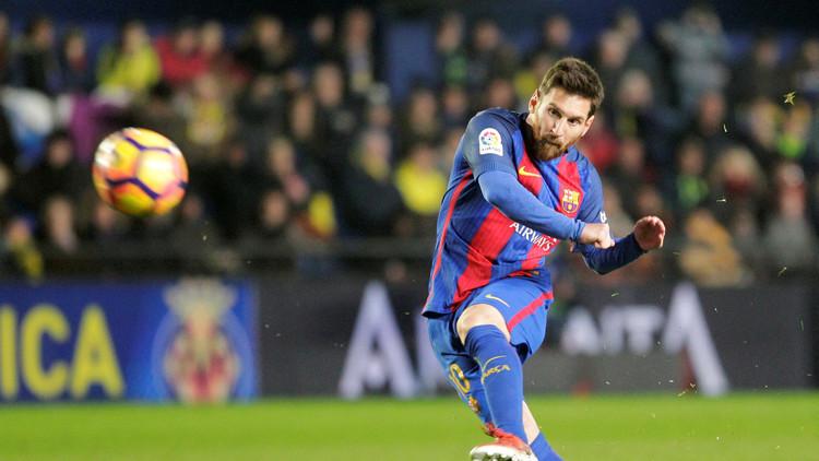 ميسي ينهي الجدل أخيرا حول مستقبله مع برشلونة