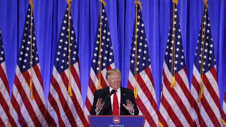 لافروف: روسيا لم تتدخل في الانتخابات الأمريكية على خلاف أوروبا