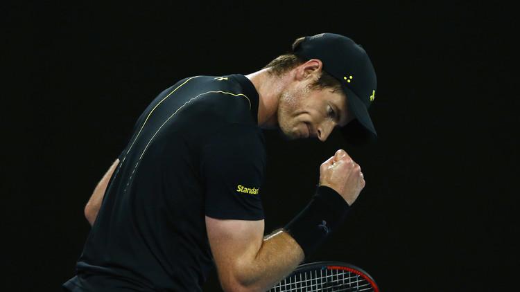 موراي يتقدم بثبات في بطولة أستراليا المفتوحة