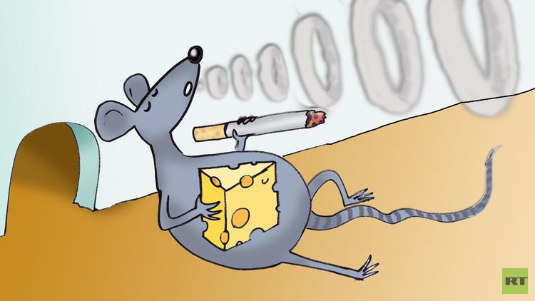 الفئران تثبت ضرر السجائر الإلكترونية