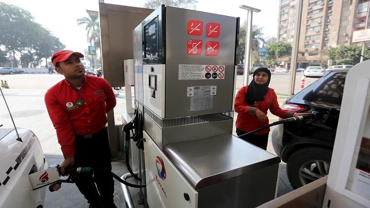 مصر تلغي دعم الوقود كليا في السنة المالية 2019/2018
