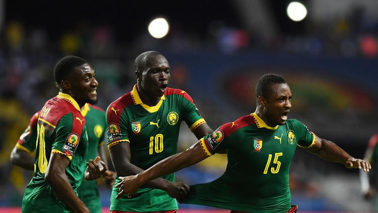 الكاميرون تقلب تأخرها إلى فوز أمام غينيا بيساو  في أمم أفريقيا