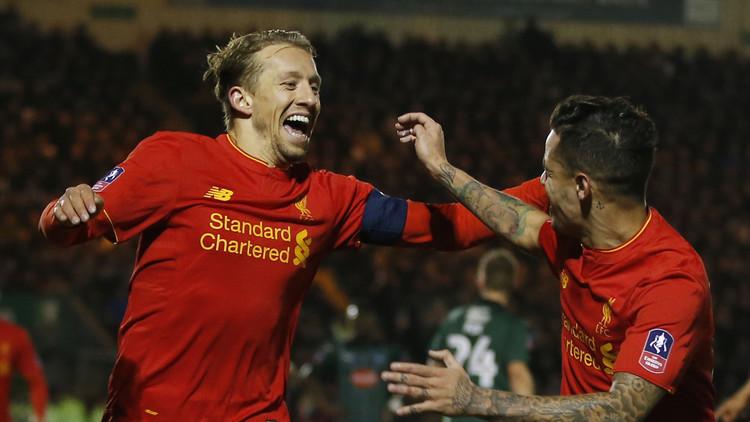 ليفربول وساوثمبتون ونيوكاسل إلى الدور الرابع في كأس الاتحاد الإنجليزي