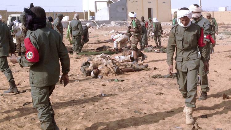 ارتفاع عدد ضحايا التفجير الانتحاري في مالي
